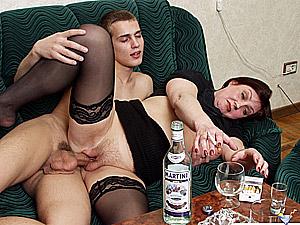 Drunken Porno
